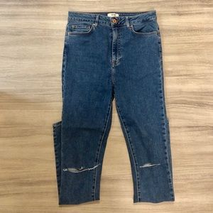 Forever 21 Skinny Jeans - Knee slits